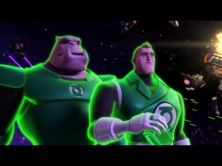 ������� ������: ����������� / Green Lantern: TAS - 26 ����� (���. ���.) HD