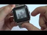 Обзор Телефон - часы w818